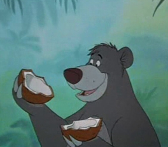 e5866604682 Look for the bare necessities, the simple bare necessities. Forget about  your worries and your strife. I mean the bare necessities, old Mother  Nature's ...